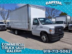 2021 Ford E-450SD 16FT BOX/Liftgate Cab/Chassis