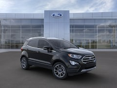 New 2020 Ford EcoSport Titanium SUV For Sale in Wayland, MI