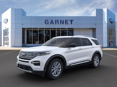 New 2020 Ford Explorer Limited SUV For Sale in West Chester, PA