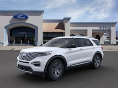 New  2020 Ford Explorer Platinum SUV for sale in El Paso