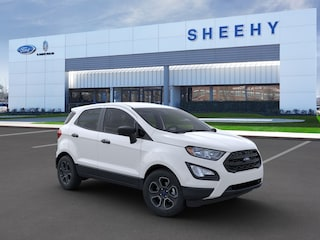 New 2020 Ford EcoSport S SUV Marlow Heights MD
