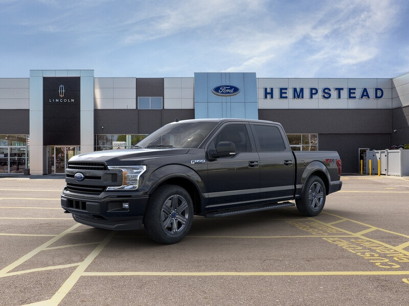 Featured New 2019 Ford F-150 XLT Truck SuperCrew Cab for Sale in Hempstead, NY