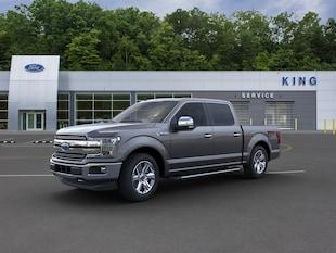 2020 Ford F-150 Lariat Truck 1FTEW1E4XLFA05651