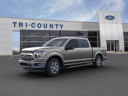 New 2020 Ford F-150 XLT SuperCrew Radcliff, Kentucky