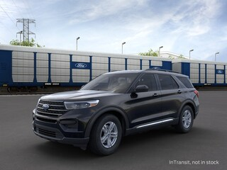 New 2021 Ford Explorer XLT SUV 1FMSK7DH2MGA52458 For sale near Fontana, CA