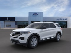New 2020 Ford Explorer XLT SUV for sale in East Hartford, CT.