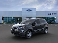New 2020 Ford EcoSport SE SUV for sale in Holly, Michigan
