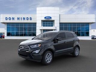 2021 Ford EcoSport SE SE 4WD