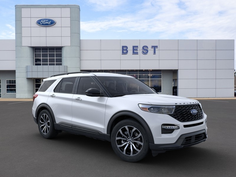 2020 Ford Explorer ST SUV For Sale in Nashua, NH