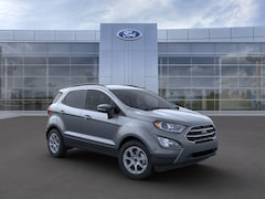 New 2020 Ford EcoSport SE Crossover MAJ6S3GL4LC364498 in Rochester, New York, at West Herr Ford of Rochester