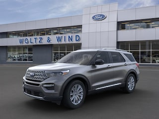 New 2021 Ford Explorer Limited SUV 1FM5K8FW6MNA10403 in Heidelberg, PA
