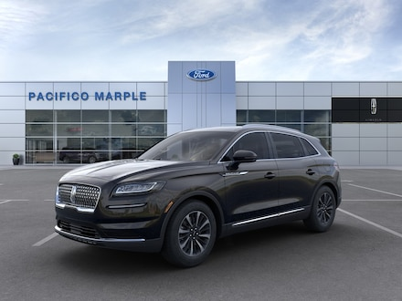 New 2021 Lincoln Nautilus Standard Crossover in Broomall, PA