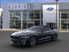2020 Ford Mustang Ecoboost Convertible coupe