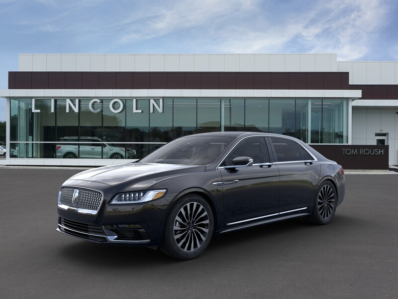 2019 Lincoln Continental Black Label AWD Black Label  Sedan