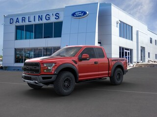 2019 Ford F-150 Raptor Truck SuperCab Styleside