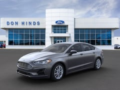New 2020 Ford Fusion Hybrid SE SE FWD in Fishers, IN