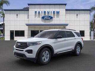 New 2020 Ford Explorer XLT SUV 1FMSK7DH5LGA95108 For sale near Fontana, CA