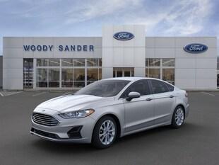 2020 Ford Fusion Hybrid Hybrid SE SE  Sedan