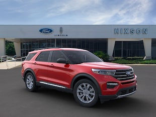 2020 Ford Explorer XLT Rear Wheel Drive SUV