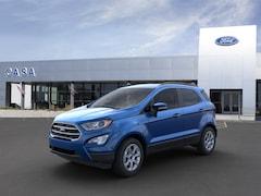 New 2021 Ford EcoSport SE Crossover 210402 in El Paso, TX