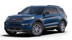 2020 Ford Explorer XLT SUV in Jamestown, NY