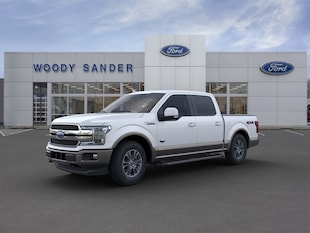 2020 Ford F-150 King Ranch 4x4 King Ranch  SuperCrew 5.5 ft. SB