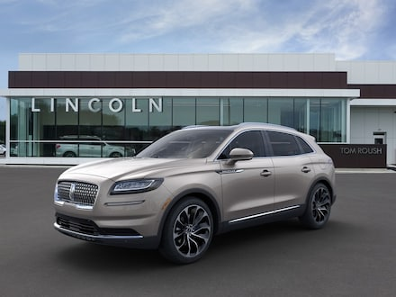 2021 Lincoln Nautilus Reserve AWD Reserve  SUV