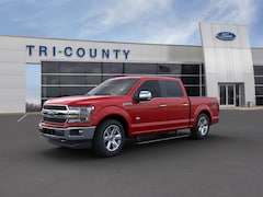 New 2020 Ford F-150 King Ranch SuperCrew for Sale near Louisville, KY
