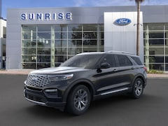 2020 Ford Explorer Platinum 4WD suv