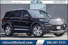 New 2020 Ford Explorer Platinum SUV for sale in Chino, CA