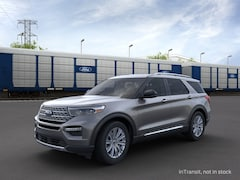 New 2021 Ford Explorer Limited SUV in Great Bend near Russell