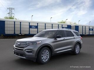 2021 Ford Explorer Limited