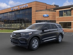 New 2020 Ford Explorer XLT SUV for sale in Livonia, MI