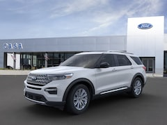 New 2021 Ford Explorer Limited SUV 210024 in El Paso, TX