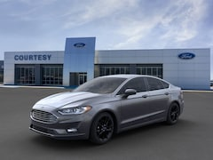 New Ford 2020 Ford Fusion SE in Breaux Bridge, LA