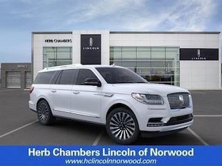 New 2020 Lincoln Navigator L Reserve SUV Norwood