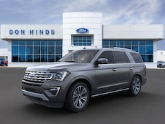 New 2020 Ford Expedition Limited Limited 4x4 in Fishers, IN