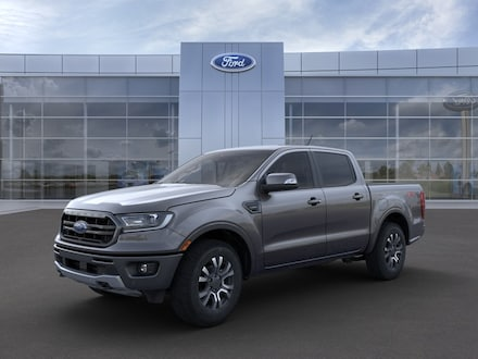 Featured New 2019 Ford Ranger LARIAT Truck for Sale in Bountiful, UT