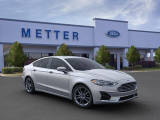 New 2020 Ford Fusion SEL Sedan for sale in Metter, GA