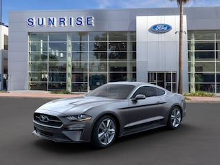 2019 Ford Mustang Ecoboost Premium Fastback coupe