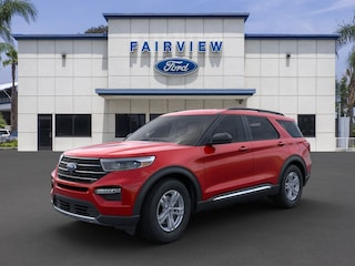 New 2020 Ford Explorer XLT SUV 1FMSK7DH3LGC47869 For sale near Fontana, CA