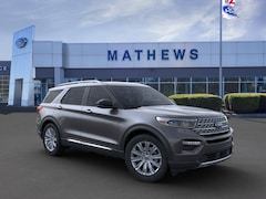 2020 Ford Explorer Limited SUV 1FMSK8FH3LGA05490