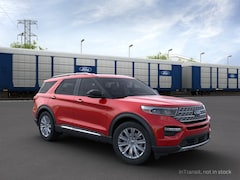 New 2021 Ford Explorer Limited SUV FAE210086 in Getzville, NY