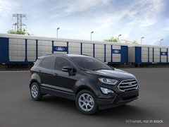 New 2021 Ford EcoSport SE Crossover FAB210117 in Getzville, NY