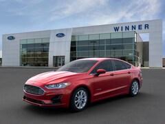 New 2019 Ford Fusion Hybrid SE Sedan for sale in Dover, DE