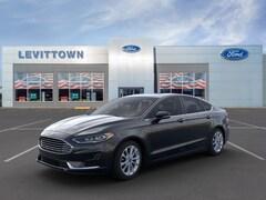 New 2020 Ford Fusion Hybrid SEL Sedan 3FA6P0MU4LR252525 in Long Island