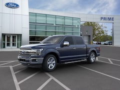 New 2020 Ford F-150 Lariat Truck in Auburn, MA