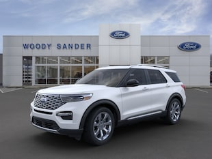 2020 Ford Explorer Platinum AWD Platinum  SUV