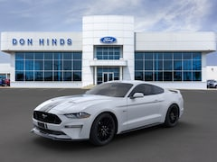 New 2020 Ford Mustang GT GT Fastback in Fishers, IN