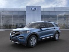 New 2020 Ford Explorer XLT SUV 1FMSK8DH5LGC27208 for sale in Imlay City